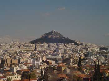 Lycabettus Hill Athens