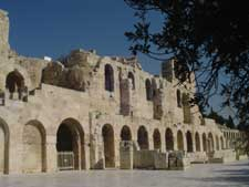 Theater of Herodes Atticus