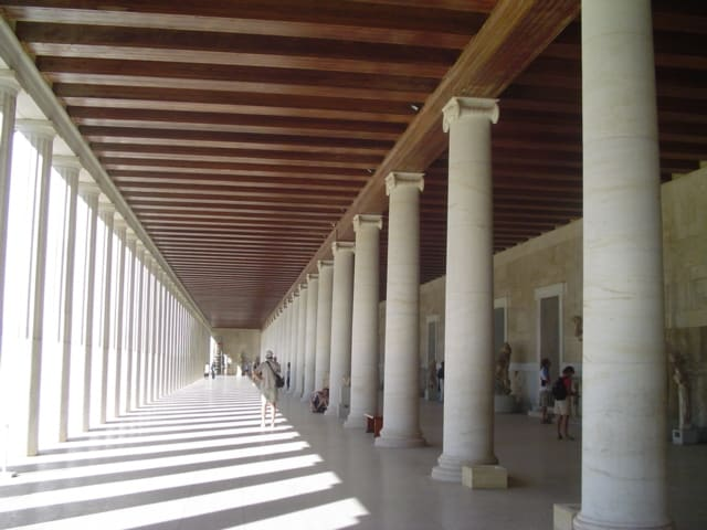 attalos stoa museum