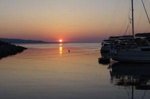 SPETSES ISLAND NEAR ATHENS GREECE